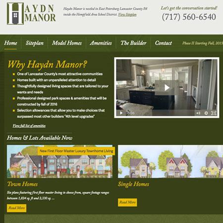 Haydn Manor